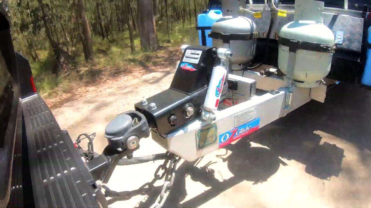 Oz Glide Dirt Road Towing