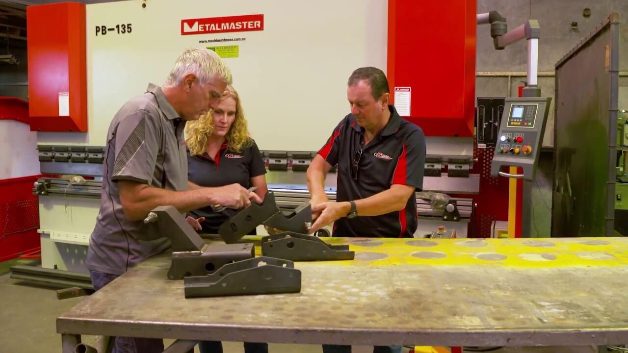 Oz Glide Manufacturing