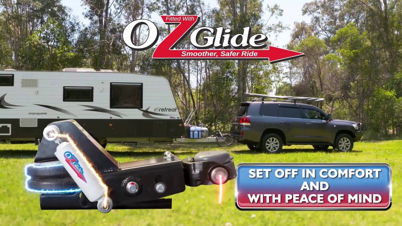 Oz Glide 4x4 Towing